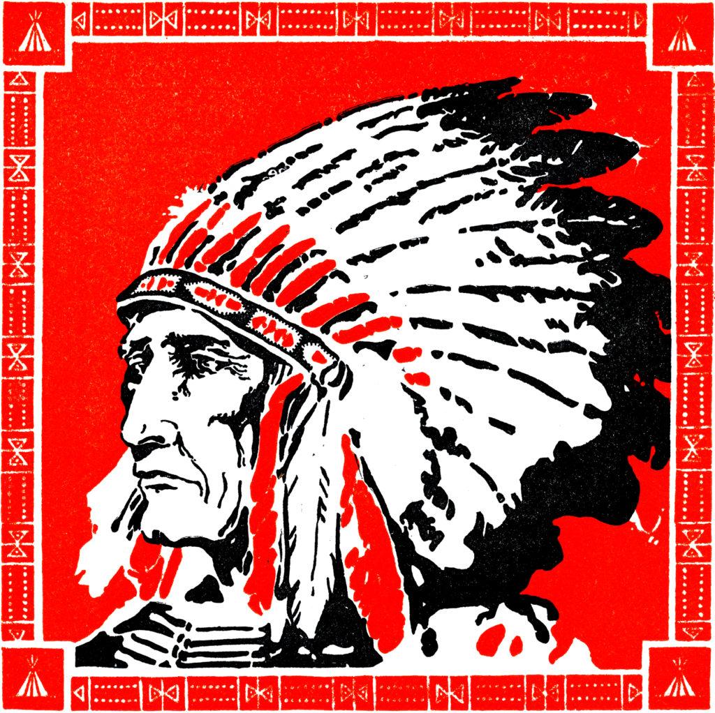 Native American Chief Image