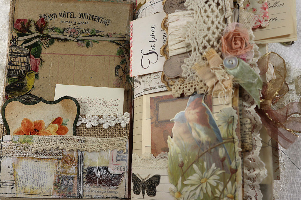 French Style Junk Journal Design Team