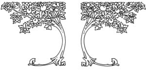 Stylized Tree Bracket Images
