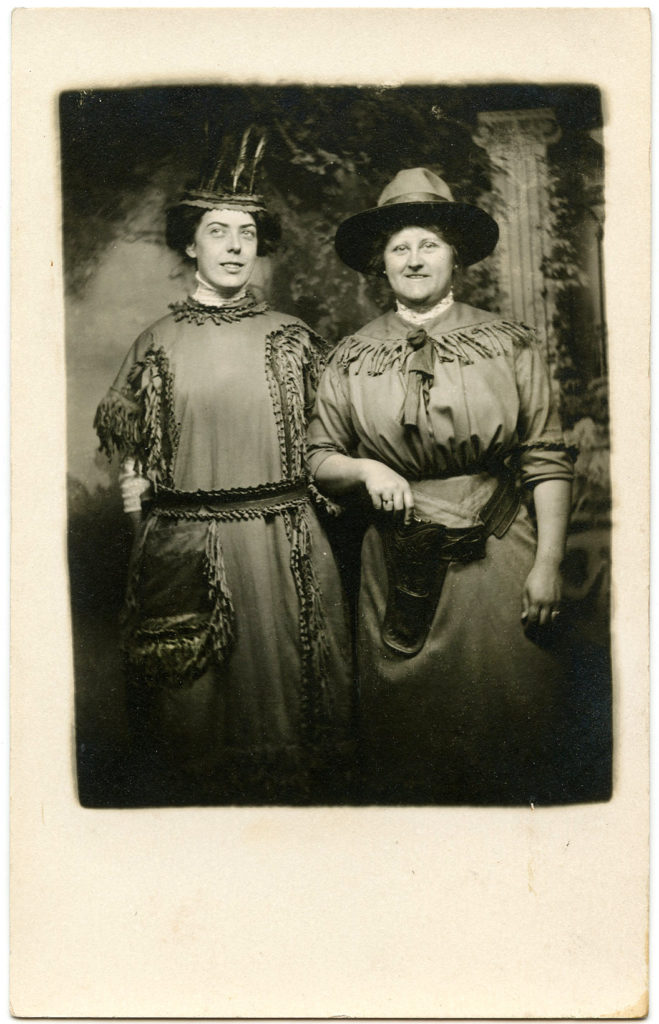 vintage photo halloween costumes image