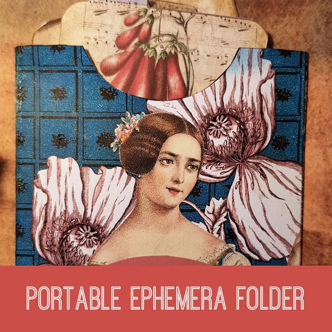 Portable Ephemera Folder Tutorial