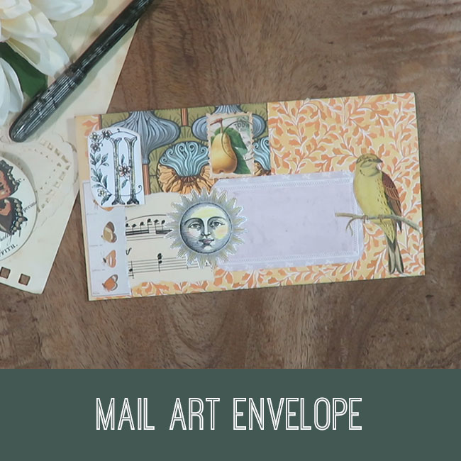 Mail Art Envelope Tutorial