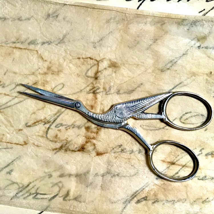 My Favorite Vintage Scissors