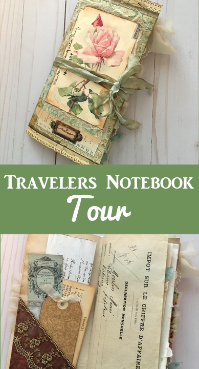 Traveler's Notebook by Beth's Journal Boutique
