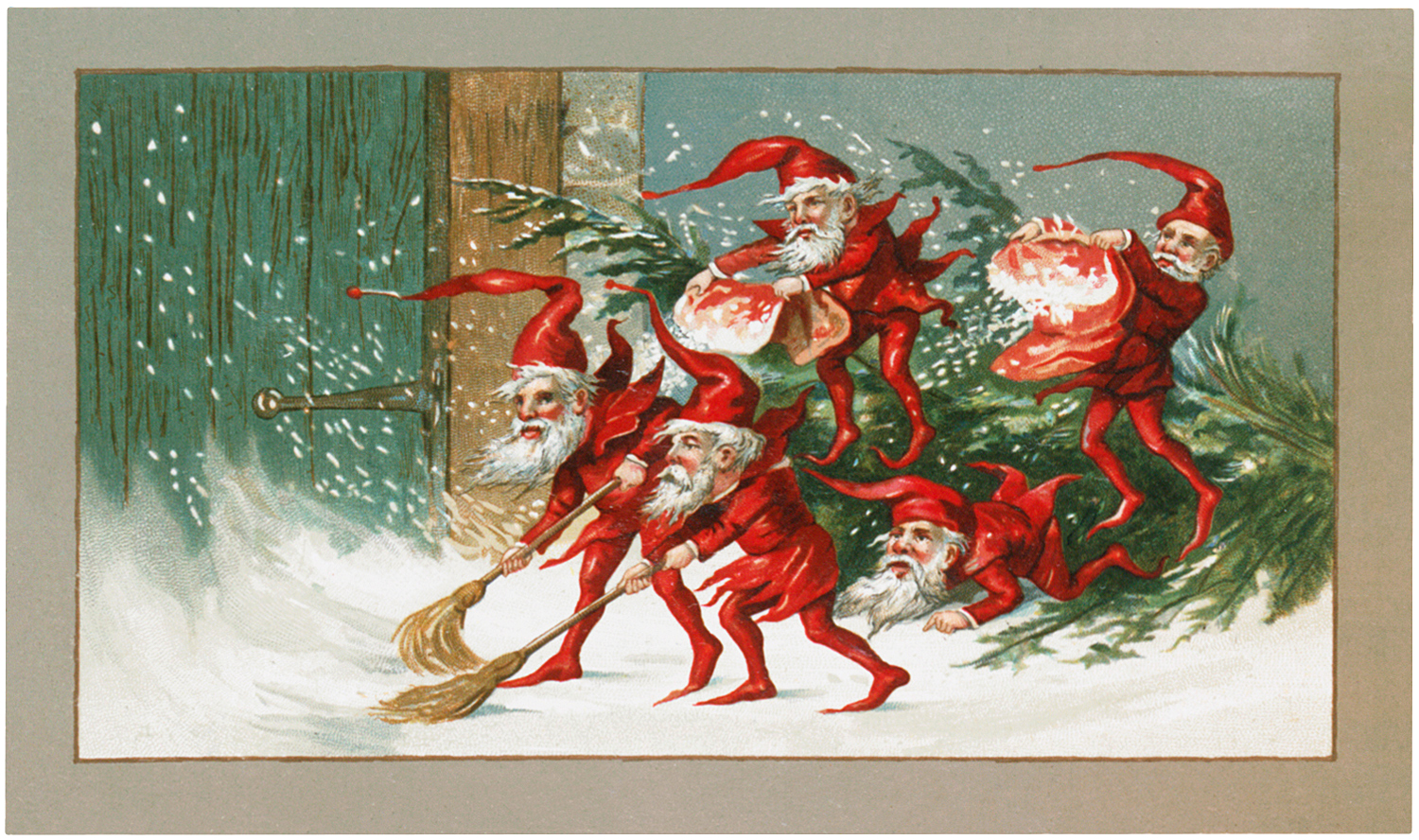 11 Elf Images Christmas The
