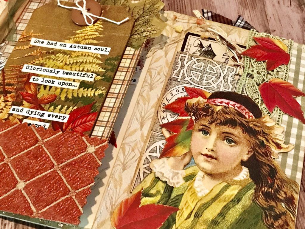 Art Journal for Autumn