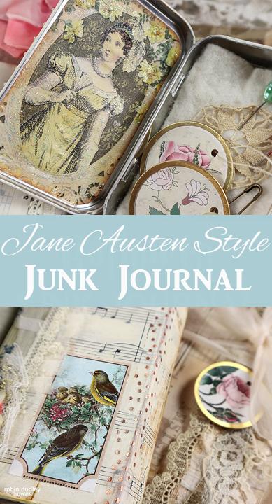 Jane Austen Junk Journal