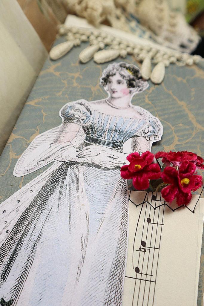 Jane Austen Style Junk Journal