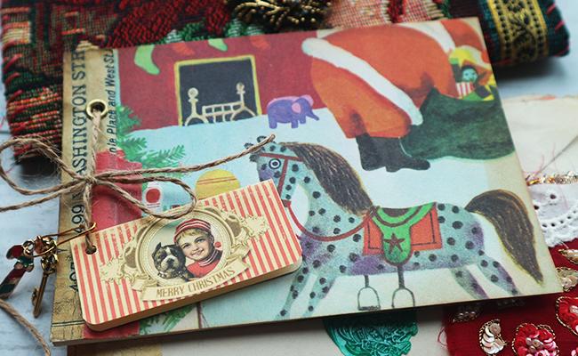Sheena Luna Rozu Junk Journal
