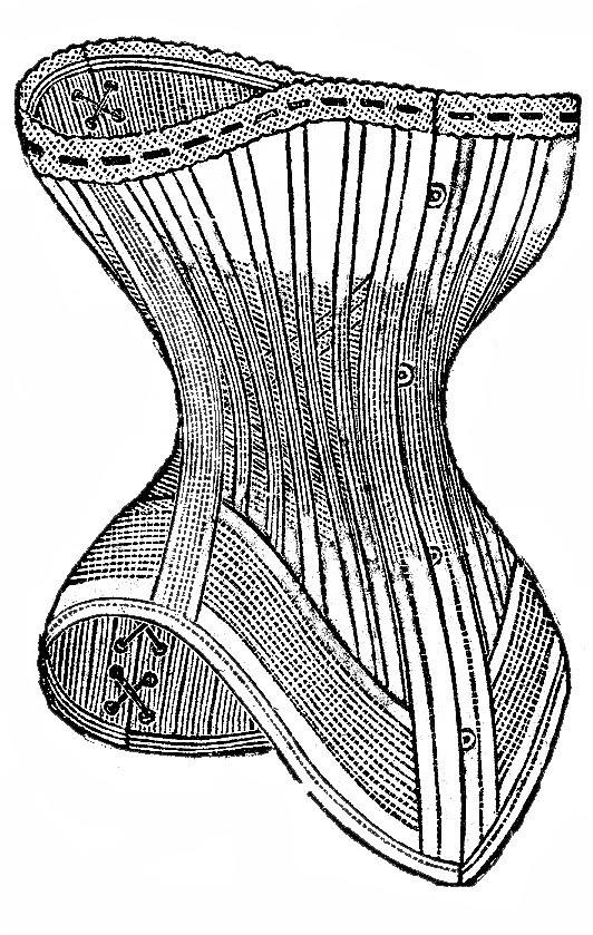 vintage corset image