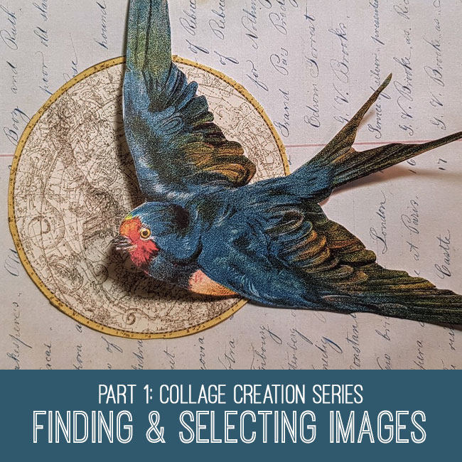 Collage Creation Series Finding & Selecting Images