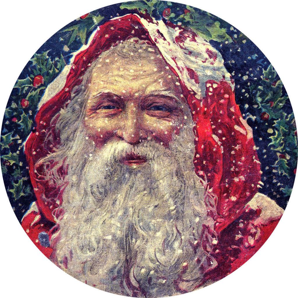 Santa Circle Book Image