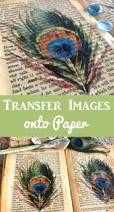 How to Transfer Images to Paper