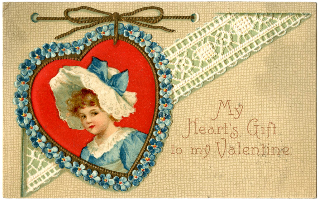 Valentine Child Image
