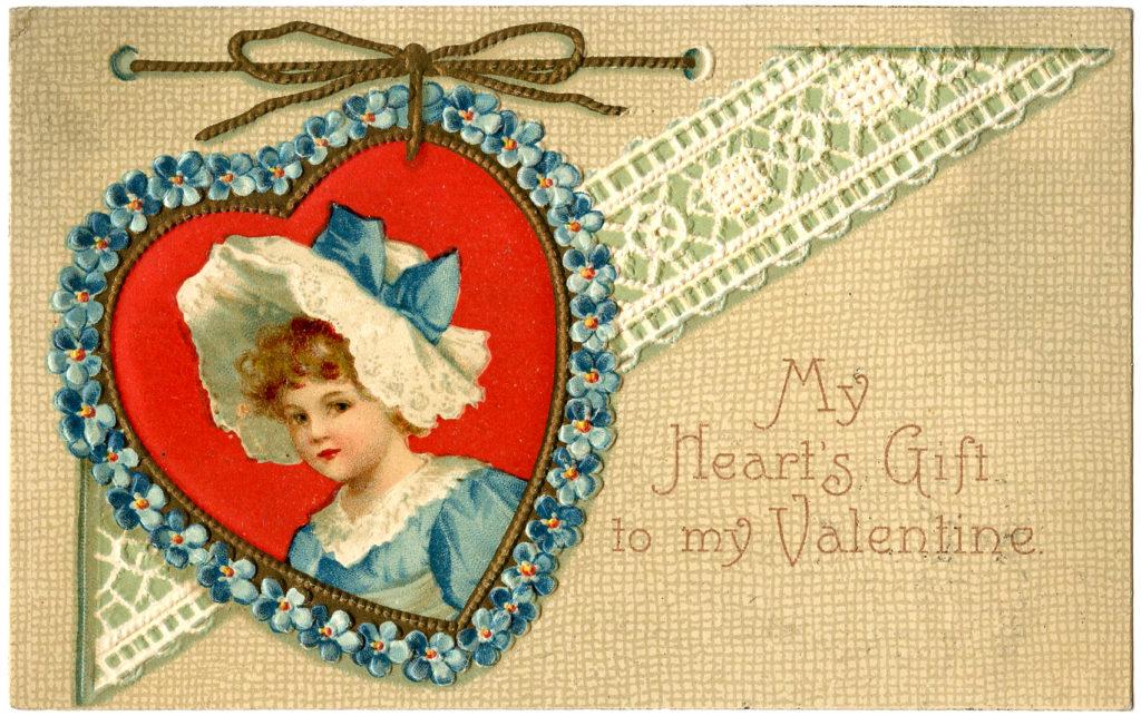 Valentine Child Image