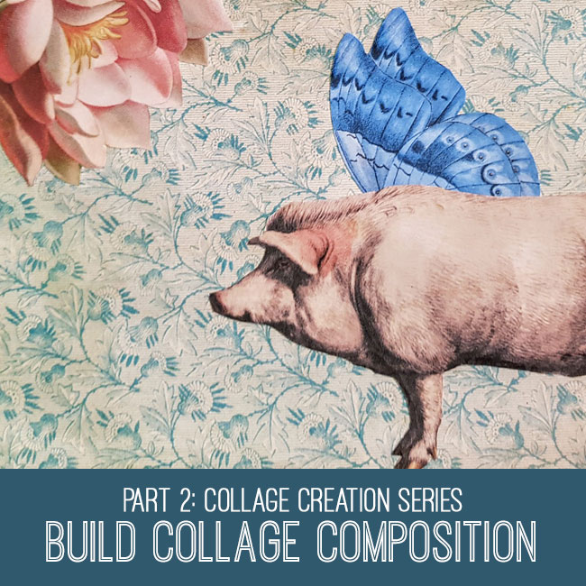 Collage Composition Tutorial
