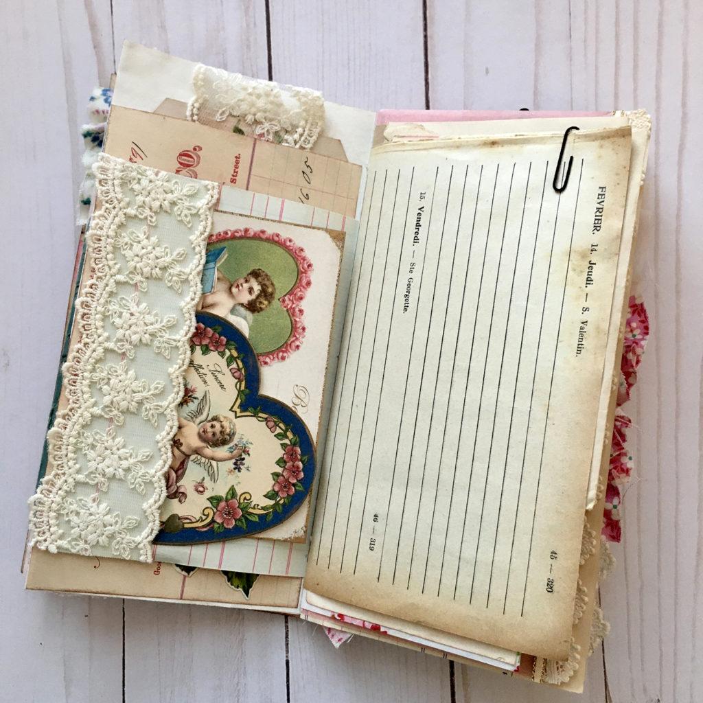 Love Journal Pocket