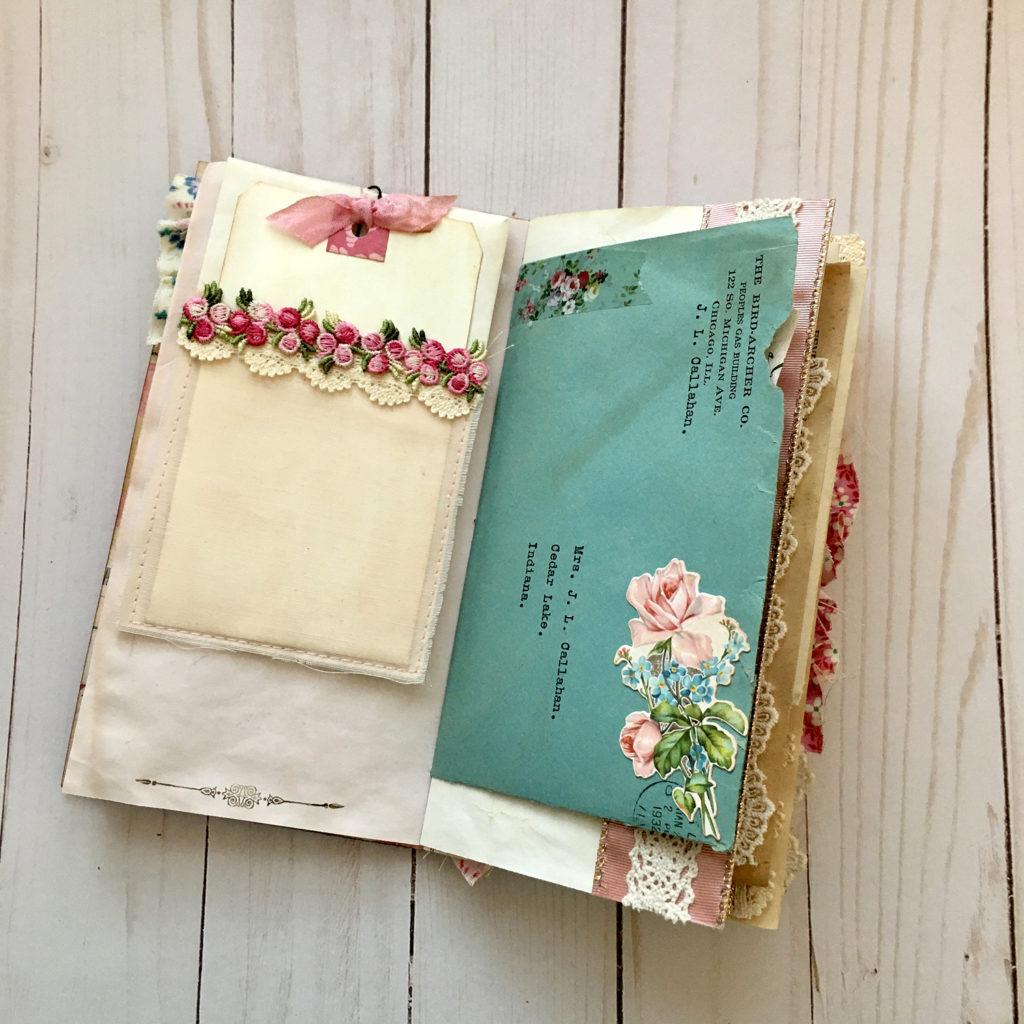 Beautiful Journal Page
