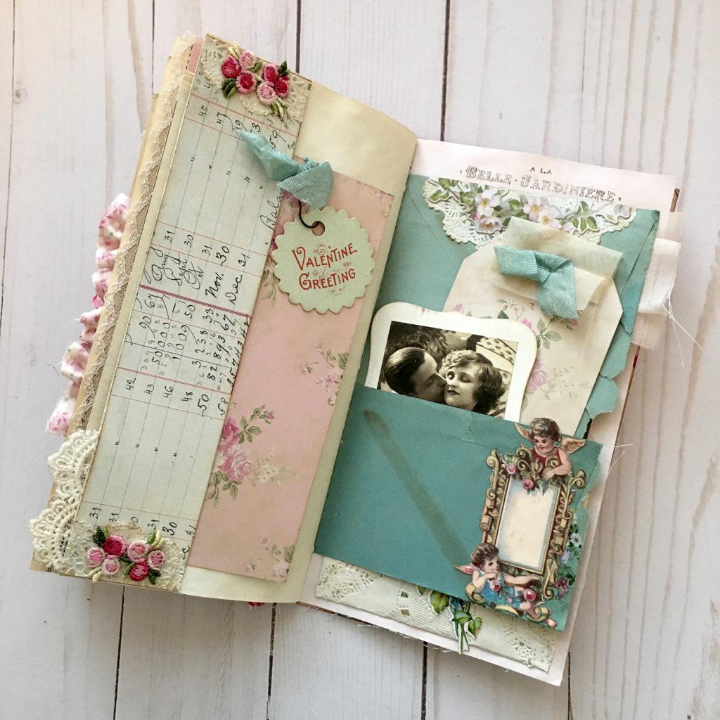 Shabby Romance Journal