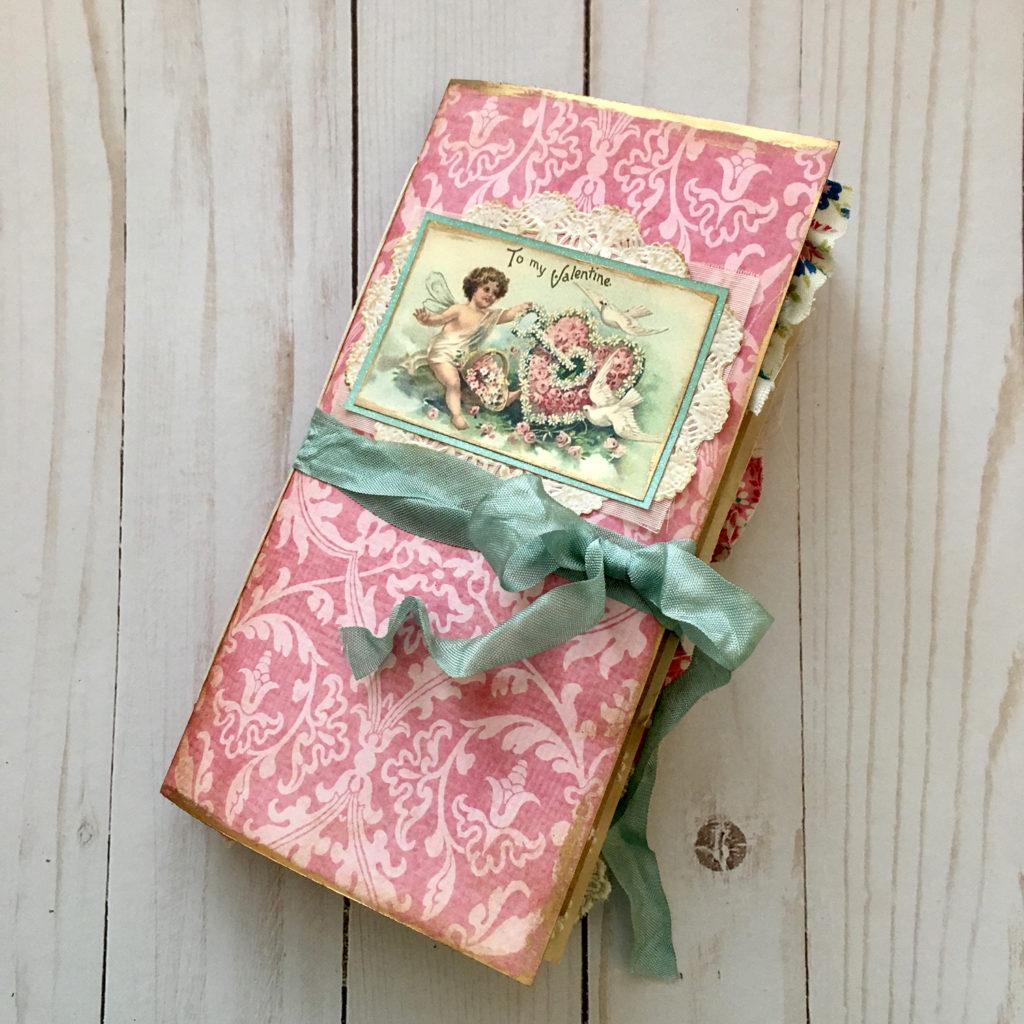 Shabby Love Journal Cover