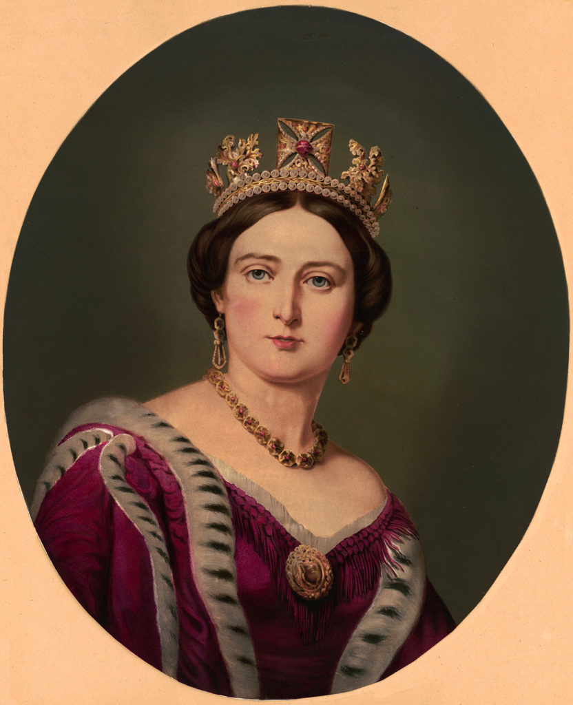 Queen Victoria Picture