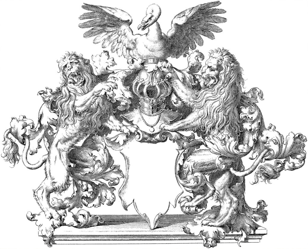 Lion Knight Crest Image