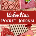 Valentine's Day Pocket Journal