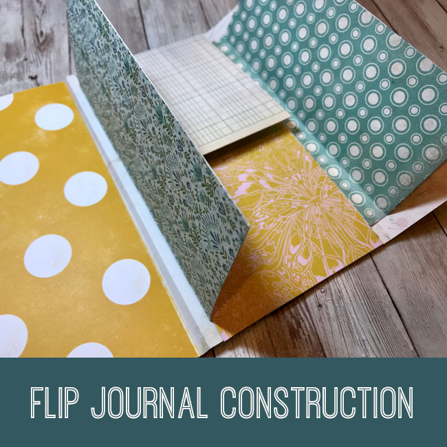 Flip Journal Construction Tutorial