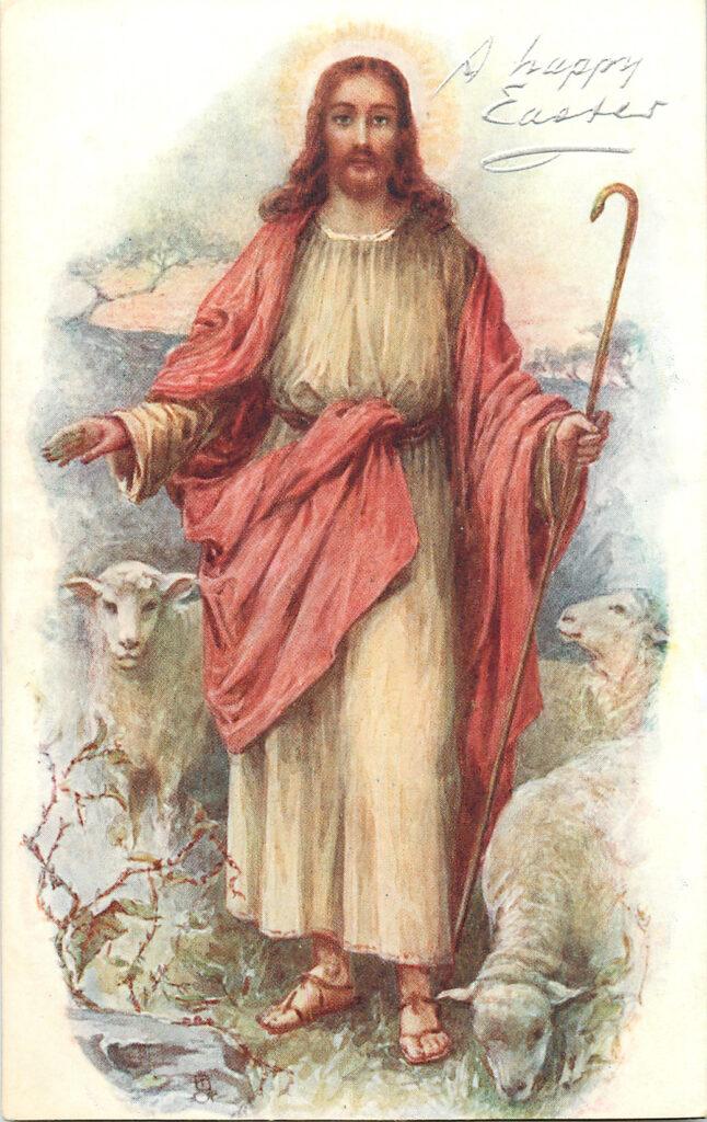 Happy Easter Jesus Image