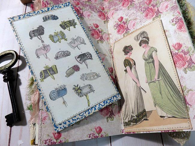 regency junk journal