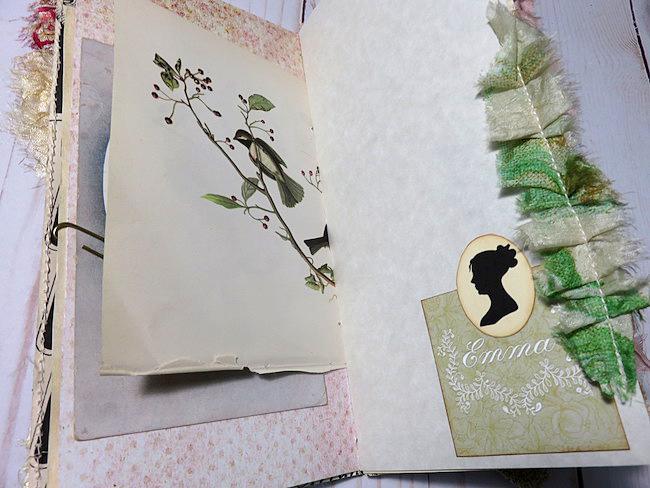 Regency Journal Emma Ephemera