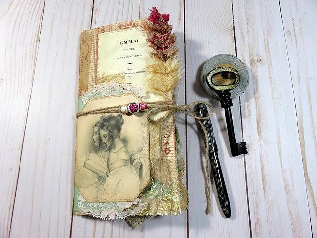 Regency Journal Emma Harriet Cover