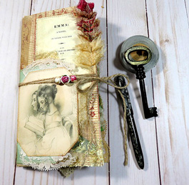 Regency Period Traveler's Notebook