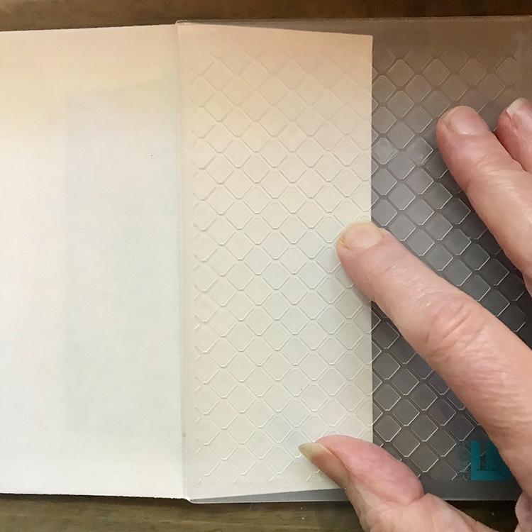 Align Folder to Envelope Flap Fold