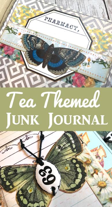 Tea Traveler's Notebook