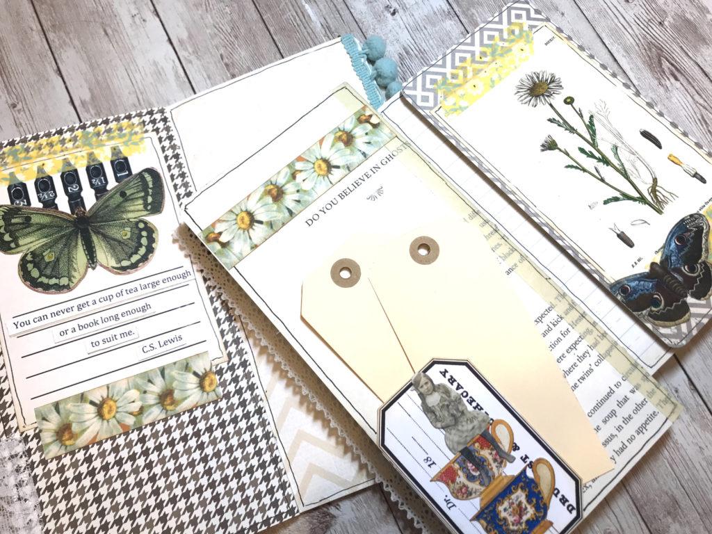 Tea Travelers Notebook Terri Kolte