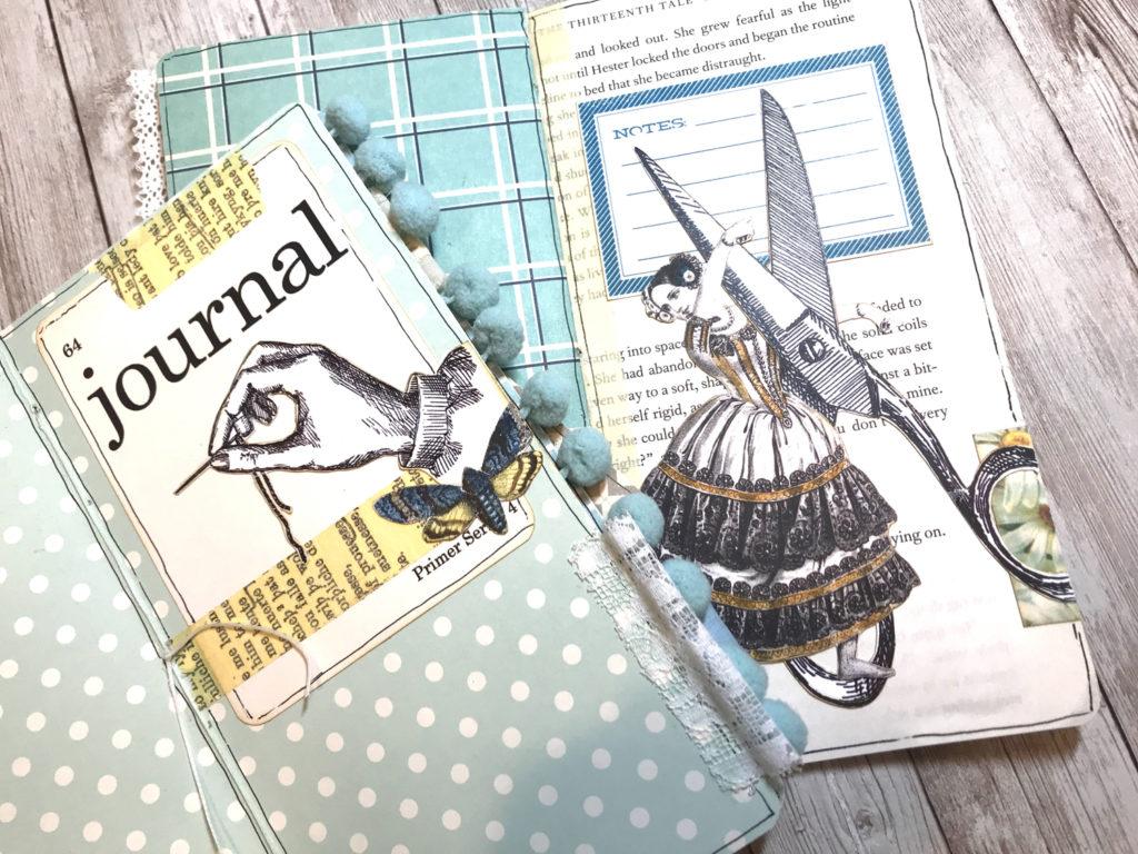 Junk Journal Ephemera