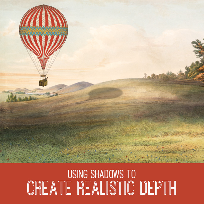 Using Shadows to Create Realistic Depth PSE Tutorial