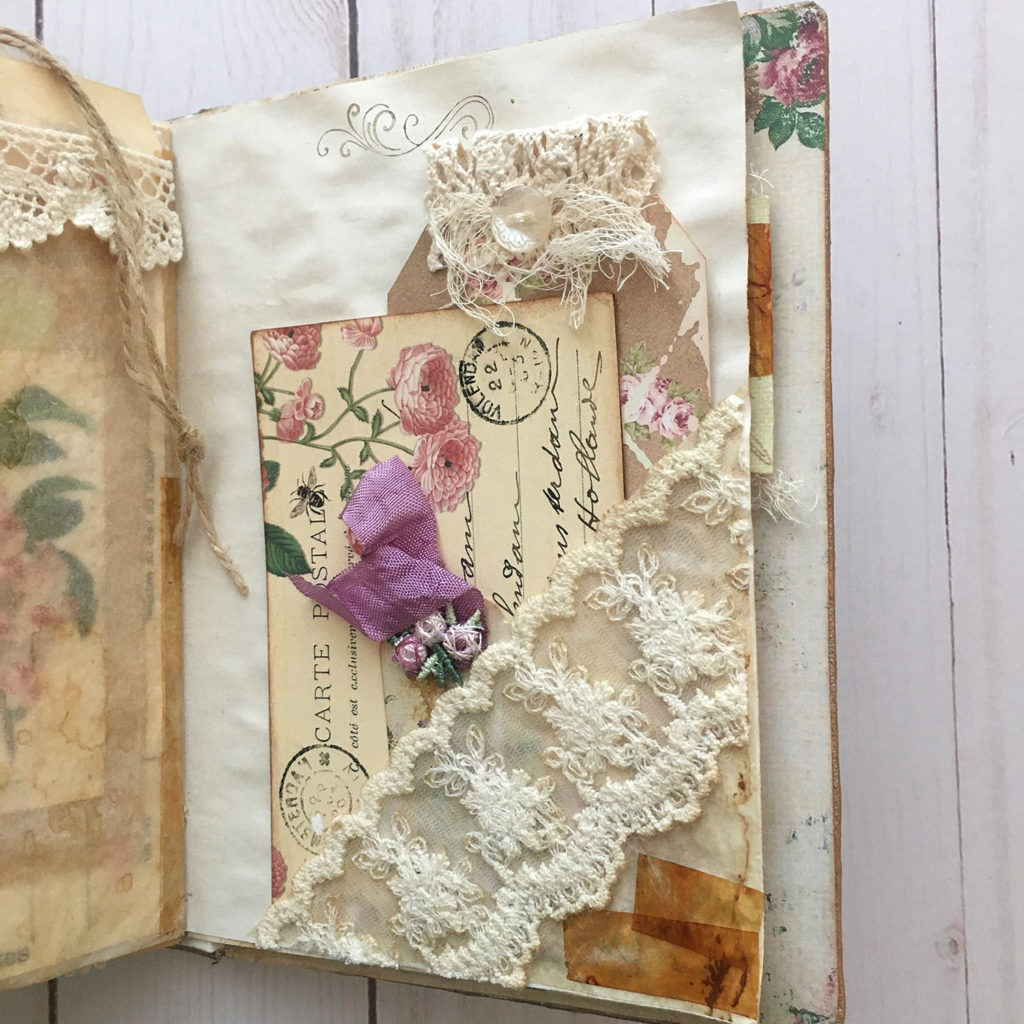 Botanical Junk Journal Ephemera