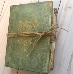 botanical Junk Journal Beth Wallen