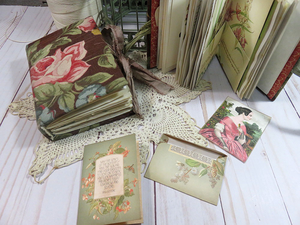 journaling cards and tags