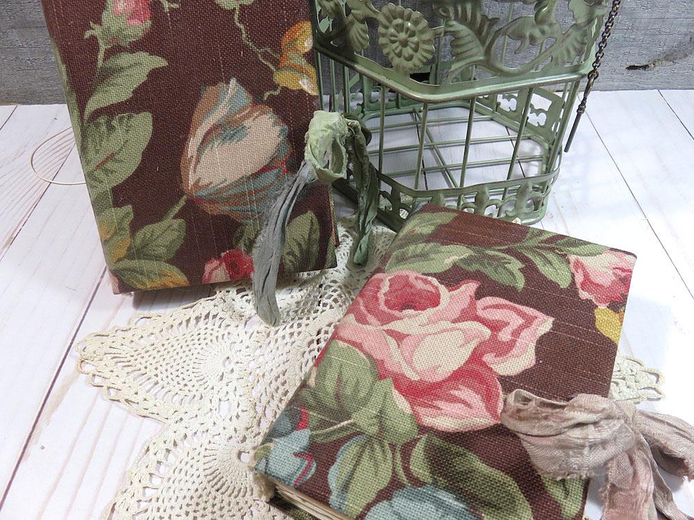 English Garden Junk Journal Lynne Morgado Cover