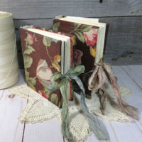 English Garden Junk Journal
