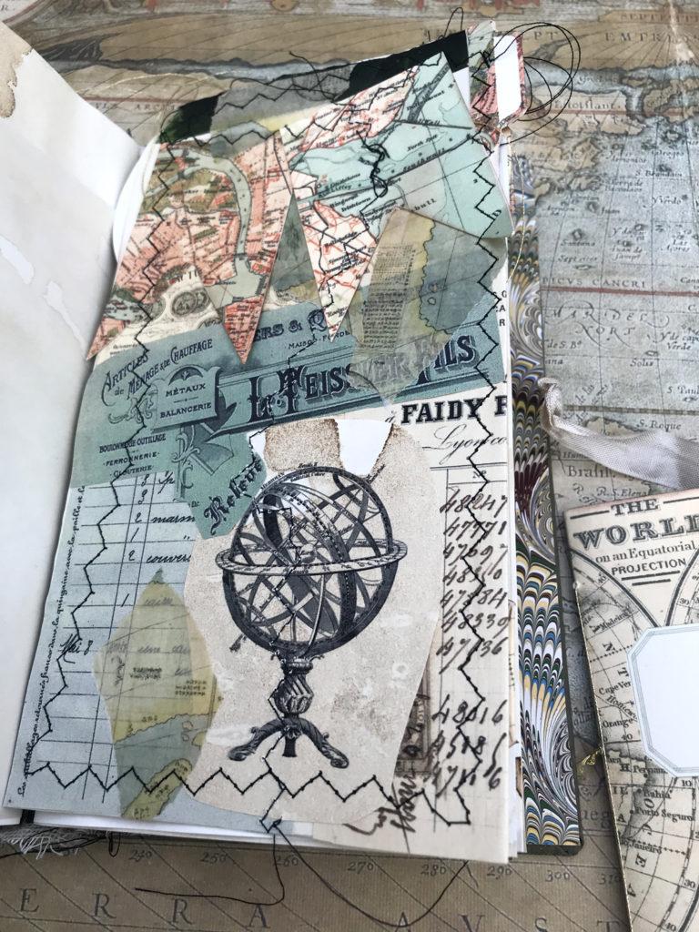 Constant Traveler Bookmark
