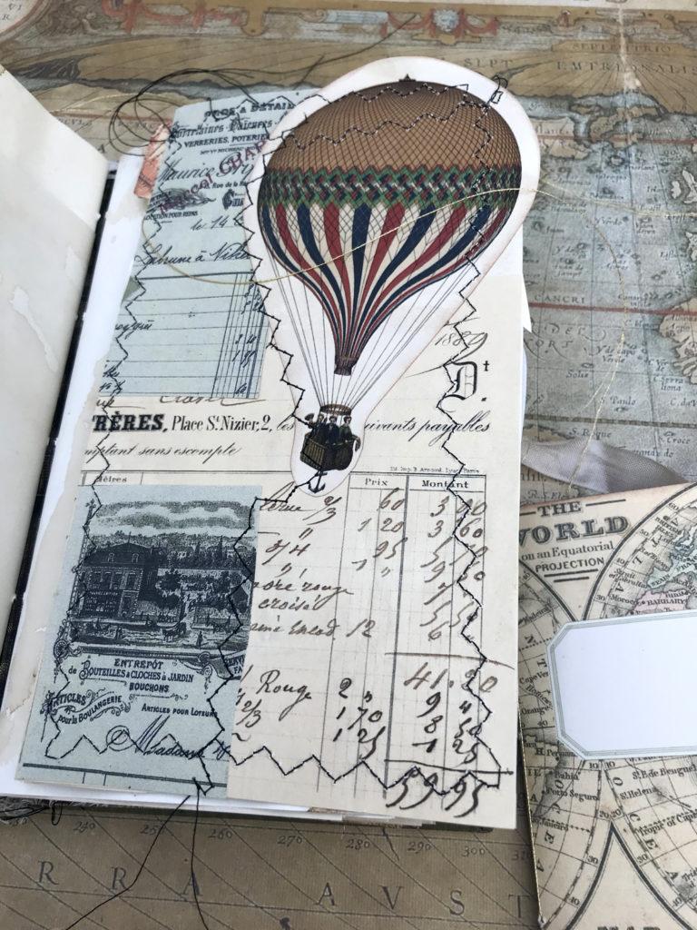 Constant Traveler Journal Bookmark