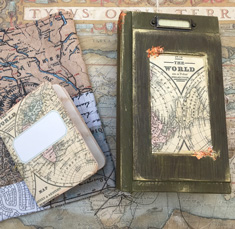 Constant Traveler Journal Anna Hollingworth