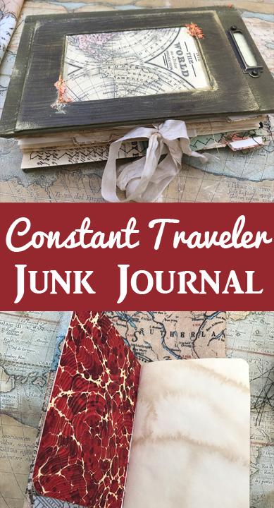 Constant Traveler Junk Journal