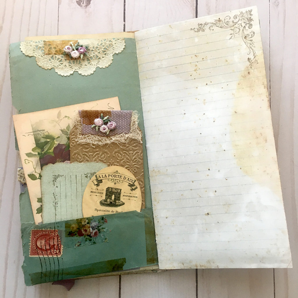 Envelope Tuck Spot