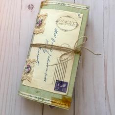 Pastel Junk Journal