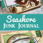 Seashore Junk Journal Terri Kolte image